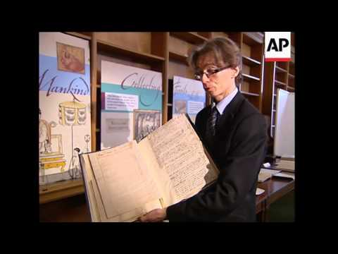New Web site of historic documents marks Royal Society's 350