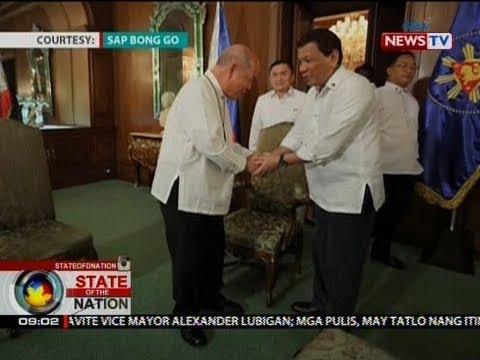 SONA: Pres. Duterte, preno raw muna sa pagbira sa simbahan