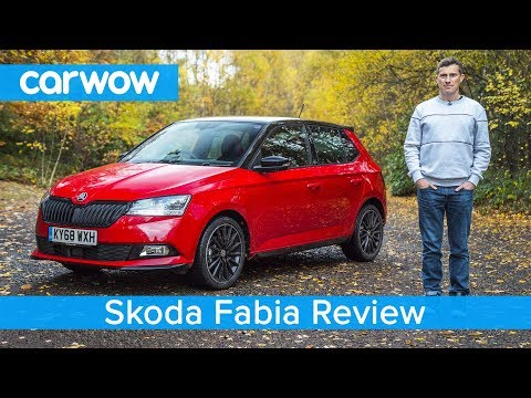 Skoda Fabia 2019 in-depth review | carwow Reviews