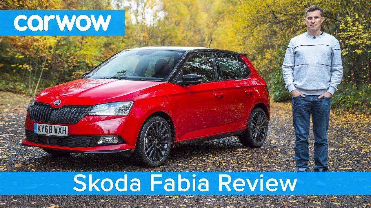 Skoda Fabia 2019 In Depth Review Carwow Reviews Youtube