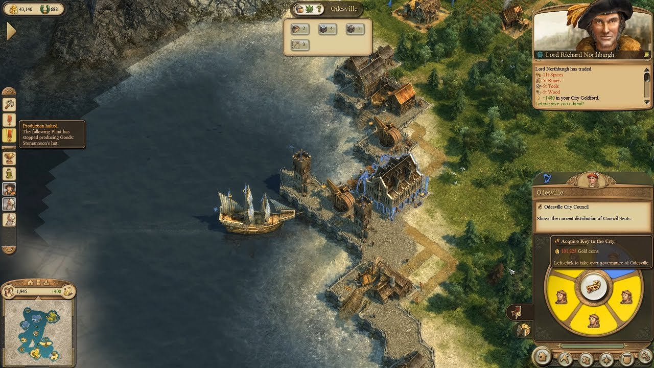 Anno 1404 venice the key to power scenario walkthrough gain anno 1404 venice the key to power scenario walkthrough gain influence in the city council gumiabroncs Image collections