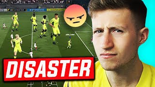 FIFA 22 Pro Clubs Is A DISASTER Right Now...