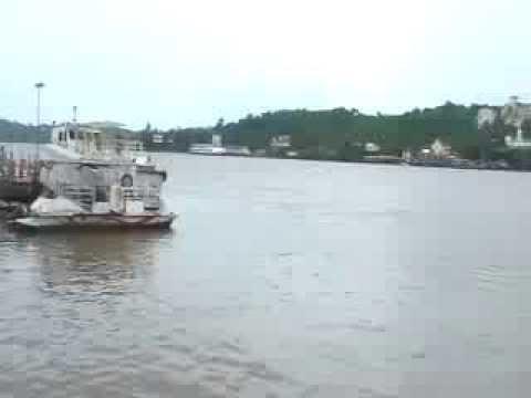 MANDOVI River -.Goa