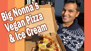 Pineapple on Vegan Pizza? | Big Nonna's Pizza | Explore Vegan ATX