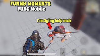 Trolling Players With Melee & Shotguns | PUBG Mobile | Funny Moments