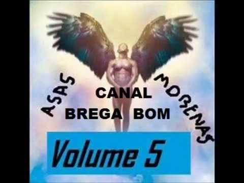 ASAS MORENAS VOL  05 CD RARO