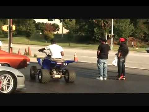 Travis Porter Behind The Scenes Of Chevrolet Music Video
