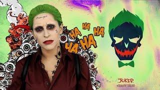 Suicide Squad : Joker / Make up Tutorial /Legion Samobójców : Joker