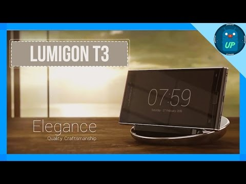 Smartphone con Camara de Visión Nocturna - Lumigon T3