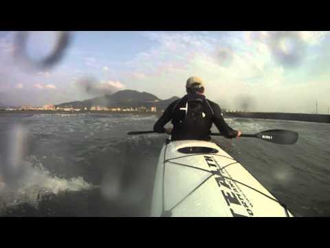 獨木舟衝浪-Stealth Toura Surfski