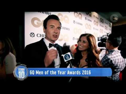 Julian McMahon on working with former sisterinlaw Kylie Minogue