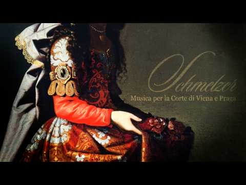 J.H. Schmelzer: La Margarita - Music for the Court of Vienna&Prague [Armonico Tributo Austria]