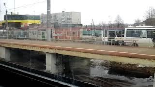 ЭД4МК-0020 Чехов - Столбовая   ED4MK-0020 Chekhov - Stolbovaya