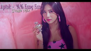 Apink(에이핑크) _ %%(Eung Eung(응응)) ( Stage Mix )