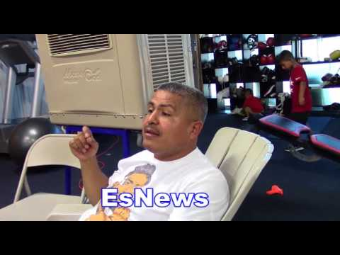 Mikey Garcia Reveals What Happened When He Fought Danny Garcia In Amateurs EsNews Boxing