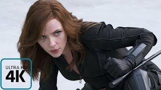 Black Widow: All Fight Scenes from the Films