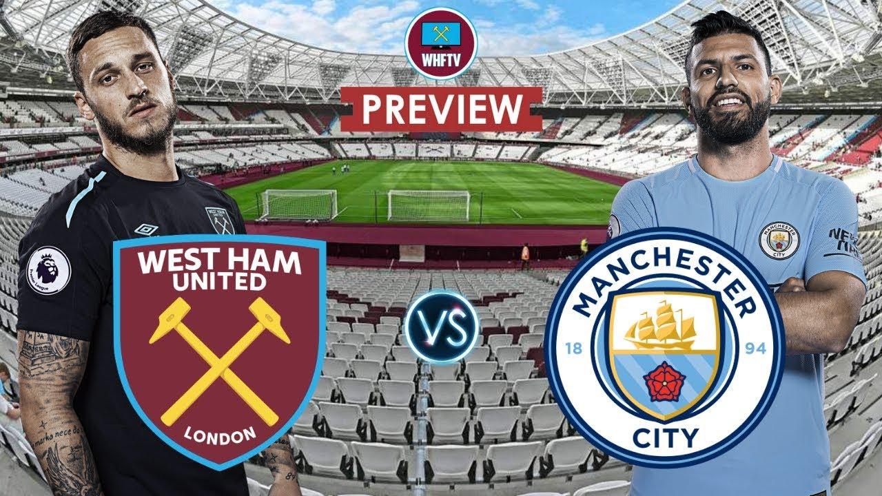 West Ham VS Manchester City BIG MATCH PREVIEW! #COYI # ...