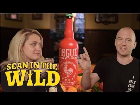 Sean Evans Drinks Spicy Beers | Sean in the Wild thumbnail