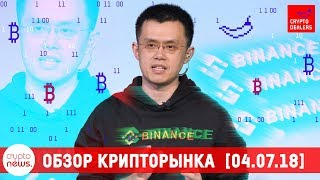 Новости криптовалют и блокчейн: Binance Syscoin 96 BTC, The Pirate Bay майнит, Viber крипто Россия