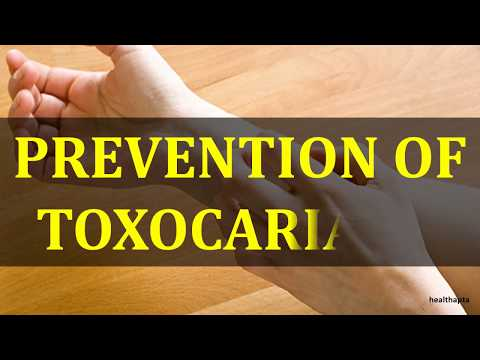 PREVENTION OF TOXOCARIASIS