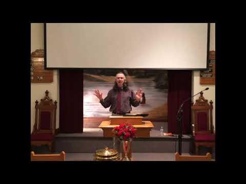 Sermon: His Covenant, Leviticus 25-27
