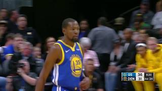 Golden State Warriors vs Denver Nuggets Full-Game Recap and Highlights - October 21 - NBA Game