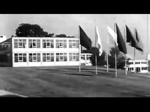 Hochschule Für Gestaltung Ulm 1953 1968 Youtube