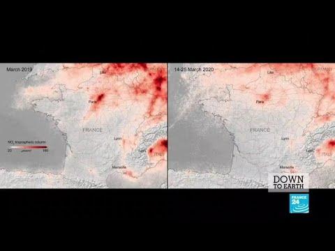 Coronavirus lockdown: What impact on the planet?