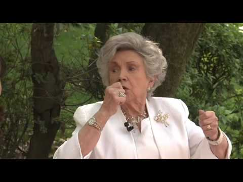 Palabras Mayores - Evangelina Elizondo (P1)