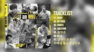 [Full Album]  Stray Kids (스트레이 키즈) - I am WHO
