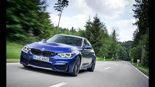 BMW M3 CS 2018 Car Review