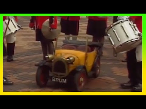 Brum 212   BRUM AND THE MARCHING BAND   Kids Show Full Episode