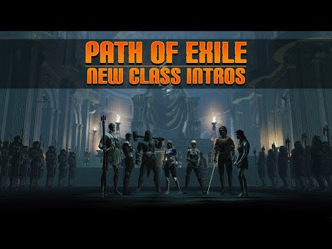 Path of Exile: Fall of Oriath - New Login & Class Intros!