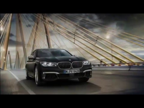 2017 BMW M760i xDrive is the oft-rumored M Performance version of the BMW 7-Series
