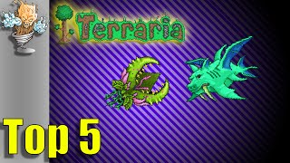 Hardest Expert Mode Bosses | Terraria Top 5