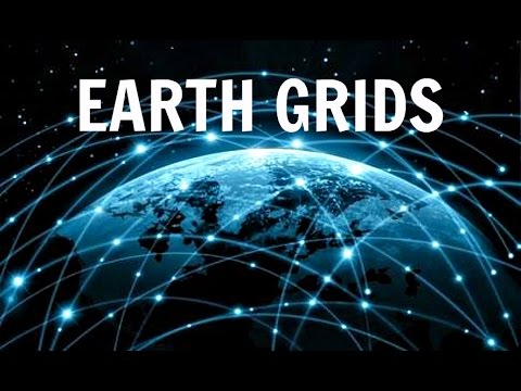 Earth Grids : The Secret Patterns of Gaia's Sacred Sites - Hugh Newman and Bernard Alvarez