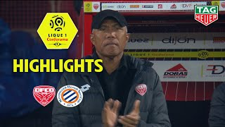 Dijon FCO - Montpellier Hérault SC ( 1-1 ) - Highlights - (DFCO - MHSC) / 2018-19