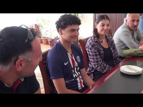 Համայնքի ղեկավարն ընդունել է Ասրյանների ընտանիքին