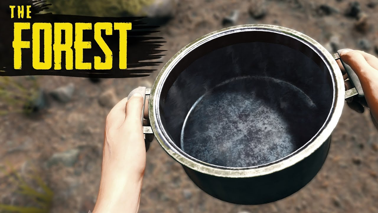 The Forest: How to Get Water - Gaming News, Video Game ...