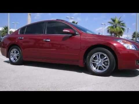 For sale @ Gary Yeomans Ford 2008 Nissan Altima 3.5 SL Loaded w/Navagation