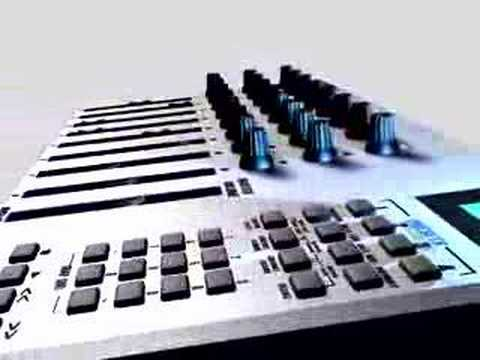 3d uc33 midi controller evolution ben hendrich youtube. Black Bedroom Furniture Sets. Home Design Ideas