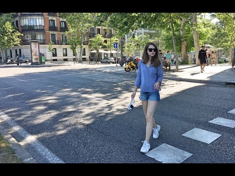 VLOG: İspanya | Madrid