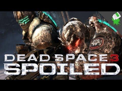 Dead Space 3 SPOILED GAMES! Adam Sessler, Tara Long, and Polygon's Arthur Gies!