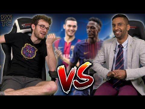 The WORST Barcelona Player This Season Is… | BOBBY SEAGULL VS MCCUBIN | #SWTheChampions2