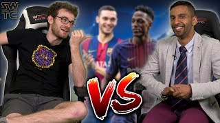The WORST Barcelona Player This Season Is… | BOBBY SEAGULL VS MCCUBIN | #SWTheChampions2