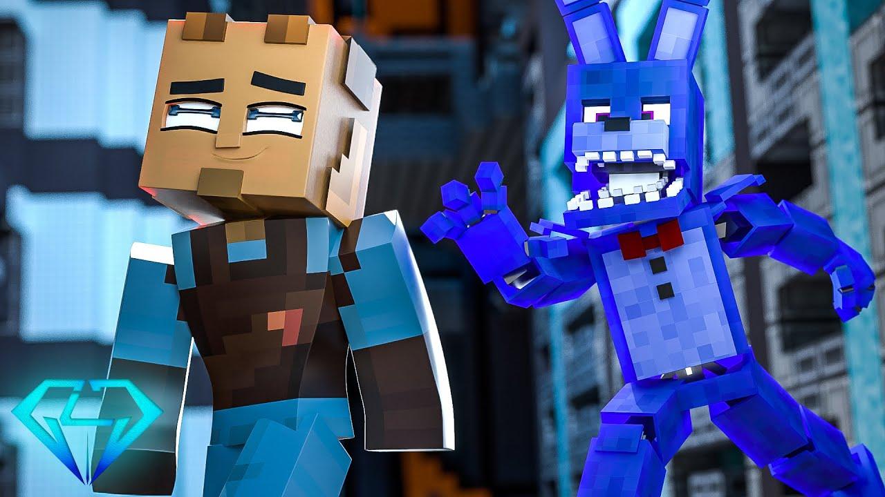 Minecraft FNAF In Space - War Zone (Minecraft Roleplay)