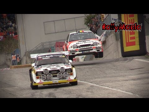 15º Rally Legend | San Marino 2017 - BIG SHOW, JUMPS & MISTAKES [HD]