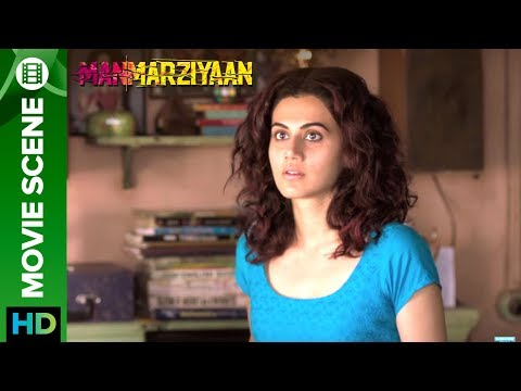 Vicky Kaushal & Taapsee Pannu Caught Red Handed | Manmarziyaan