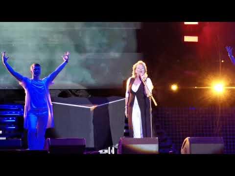 Sandra - Maria Magdalena - DISKOteka 2019 Timisoara - Live