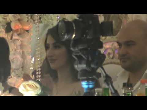 Лиана Сафарян (шНОРАВОР) на сватовстве у сестры Лусине 12.12.2018.